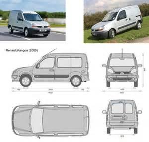 Renault Kangoo Load Length Recommended Innolift Model For Renault Kangoo