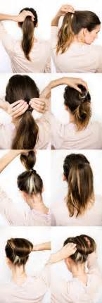 bun hair direction currently coveting summer updo