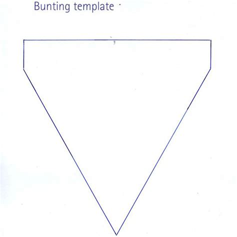 1000 ideas about bunting template on pinterest buntings