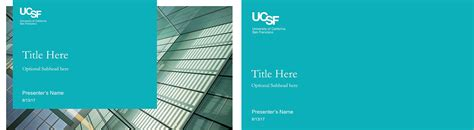 Ucsf Powerpoint Template Yasnc Info Ucsf Powerpoint Template