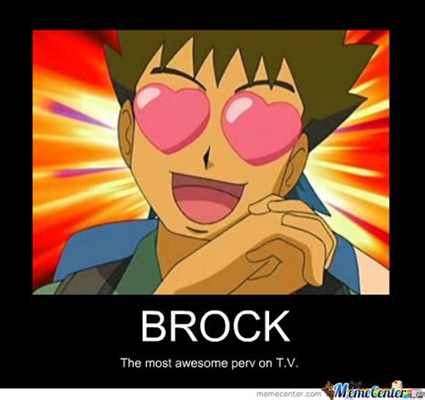 Brock Meme - brock by abhicreatestheworld meme center