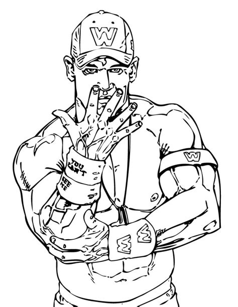 wwe coloring pages online wwe printable coloring pages wwe coloring pages free