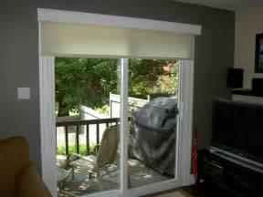 25 best ideas about sliding door blinds on