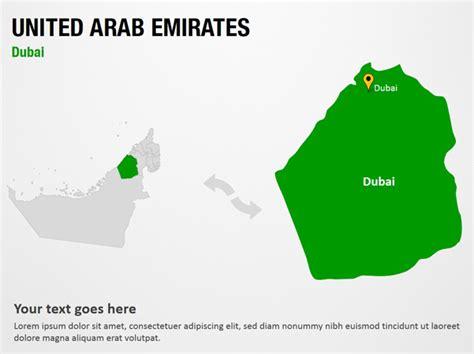 powerpoint templates uae dubai united arab emirates powerpoint map slides dubai