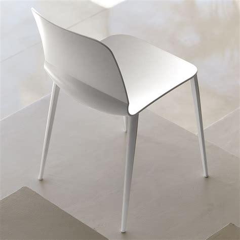 sedie design plastica sedia di design con scocca in restylon colorato li cr with