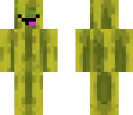 Minecraft Skin Template by Melon Template Minecraft Skin