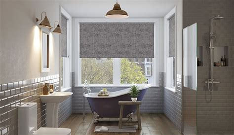 colourful roller blind bathroom waterproof bathroom blinds 247blinds co uk