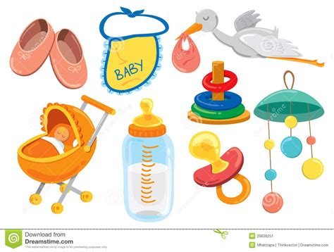 Closet Plans by Baby Stuff Stock Image Image 29838251