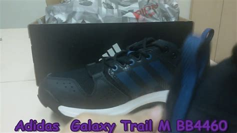 unboxing review adidas galaxy trail m bb4460