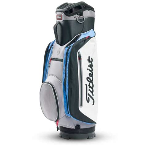 Backpack Trolley 8121 Navy Club titleist lightweight club 14 cart bag trolley bags at jamgolf