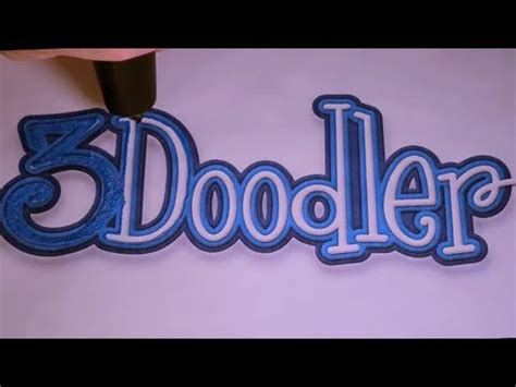doodle air pen 3d pen lets you doodle the page and into the air