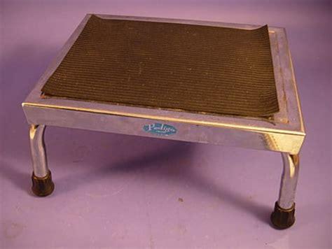 used pedigo step stool surgical stool for sale dotmed