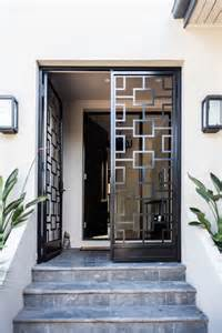 Front Door Metal 23 Metal Front Doors That Are Really Inspiring Shelterness