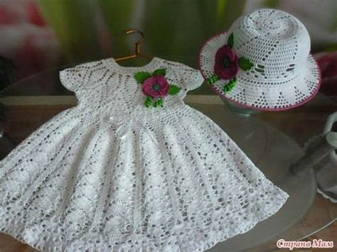como tejer a crochet vestido para nia 12 youtube esquema para tejer vestidos para ni 241 as a crochet