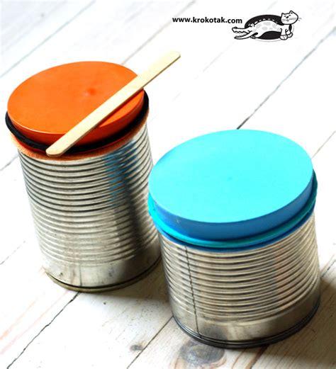real drum tutorial sugar how to make a real drum kids craft diy pinterest