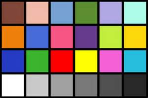 color calibrator colours on calibrated professional monitor vs colours on