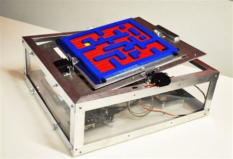 Electronic Labyrinth Board study bachelor of engineering honours electrical and mechatronic at the of south