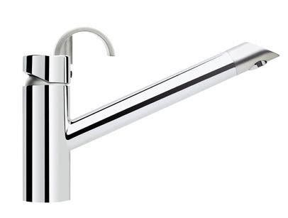 kitchen faucet outlet elkay lk7124bc ferrara kitchen faucet brushed chrome