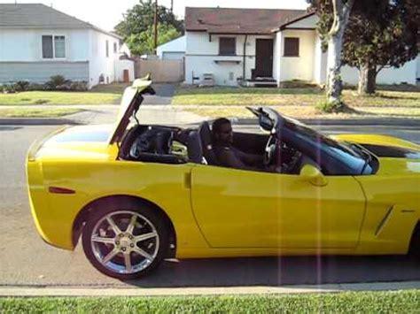 hertz corvette convertible corvette zhz convertible raising and lowering the