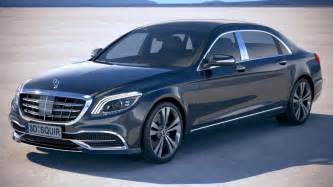 mercedes s class maybach 2018 squir