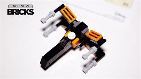 mini x lego wars mini poe s x wing fighter toys r us speed