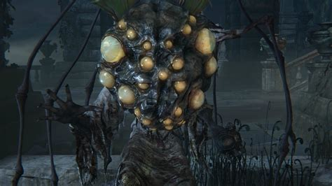 garden of eyes bloodborne wiki 10 video game insects that are just the worst