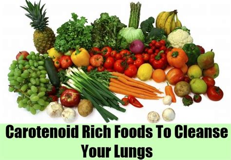 Top 10 Detoxing Veggies by 10 Best Foods To Cleanse Your Lungs Diy Health Remedy