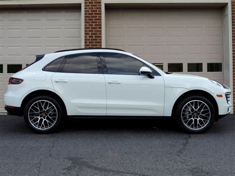 porsche macan 2015 for sale 2015 porsche macan s stock b54455 for sale near