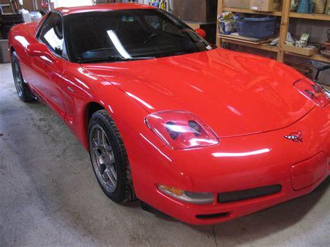 Galerry c5 corvette fixed headlight conversion