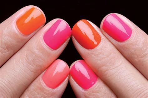 nail colours for short nails nail polish ideas for short nails