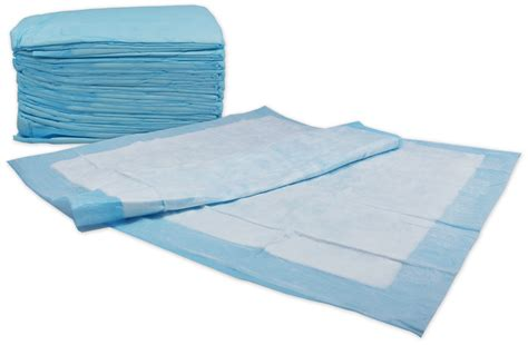 incontinence pads for bed durasorb 174 underpad 23 x 36 in incontinence bed pads home medical supplies from stlmedical com