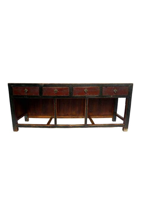 Asian Console Table Late 19th Century Asian Console Table At 1stdibs