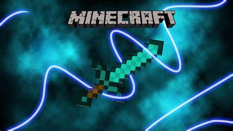 game wallpaper minecraft minecraft sword best video game wallpapers