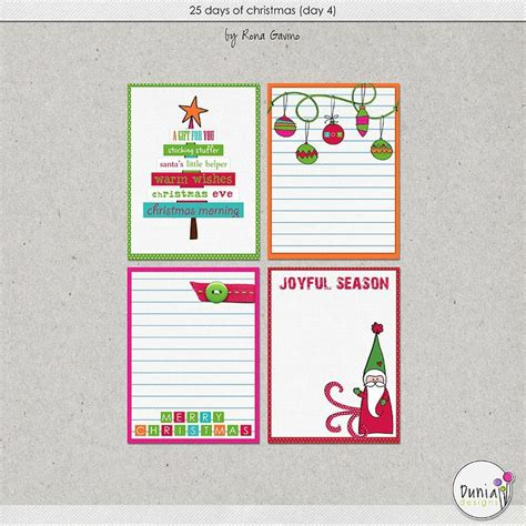 printable christmas journal 530 best project life digital templates ideas downloads
