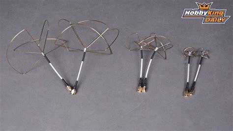 Antena Penghubung 5 8g Fpv Sma J hobbyking daily cloverleaf fpv antenna