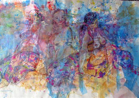 rayuan pulau kelapa page 1 page 2 page 3 various koes komo art