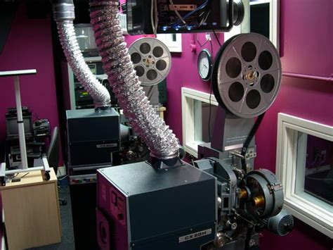 Proyektor Cinema Projectionist