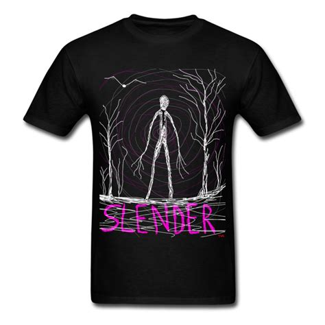 Slender White Shirt creepy slender t shirt spreadshirt