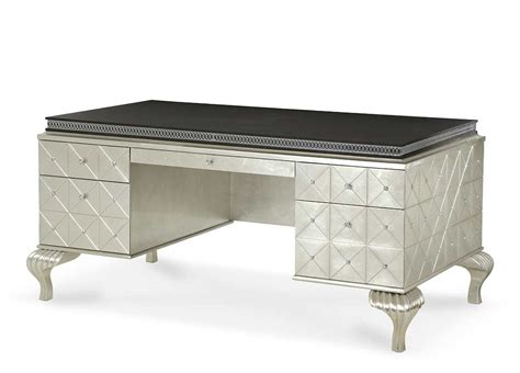 hollywood swank desk by aico desks