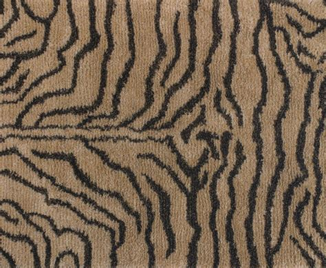 tiger print rugs gold rugs to give your floors a royal touch