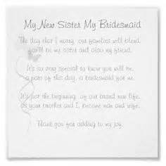 1000 ideas about bridesmaid poems on pinterest be my