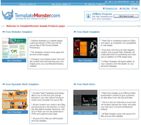 Open Source Web Design Templates And Tools Open Source Website Templates