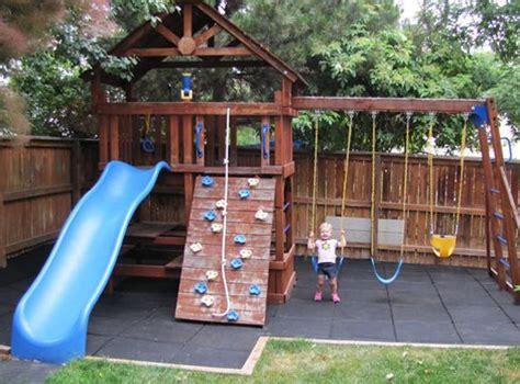 backyard playground design ideas best surfacing fun ideas for kids playground design