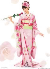 Japanese traditional wedding dress designs