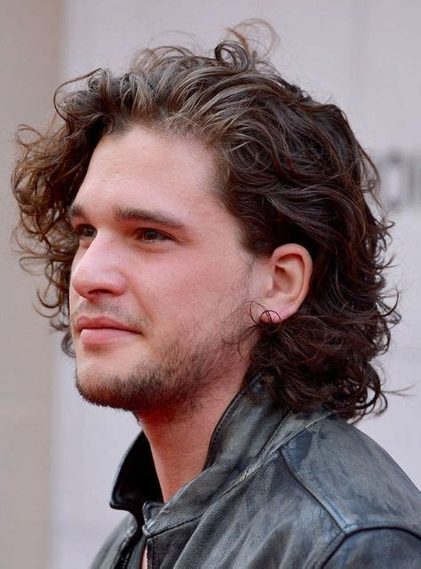 curling chin length hair chin length curly blonde hair on men google search