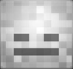 minecraft skeleton template minecraft skeleton icon for window by xmyonli on deviantart