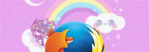firefox themes unicorn hidden secret unicorn easter egg in firefox stugon