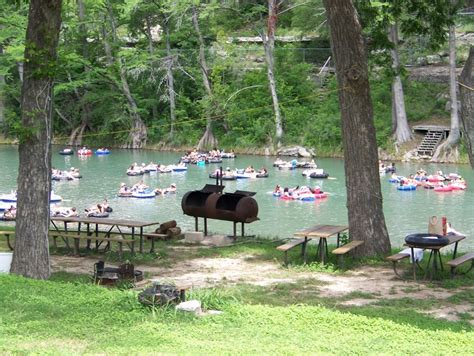 Guadalupe River State Park Cabins by Guadalupe River Tubing Horseshoe Entrance Lake