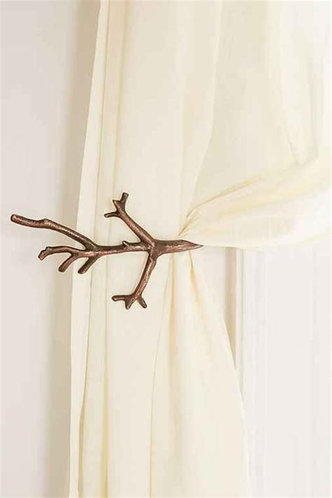 curtain tie backs urban outfitters branch curtain tie back urban outfitters branches and