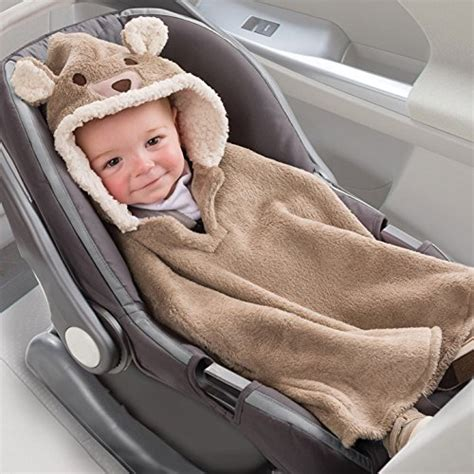 baby boy car seat poncho summer infant car seat coat and poncho cuddly baby